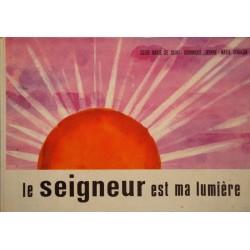 MARIE DE SAINT-DOMINIQUE/DINGEON le seigneur est ma lumiere 1966 MAME psautier++