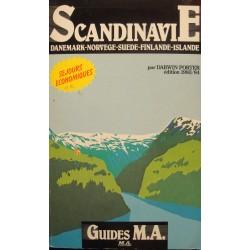 DARWIN PORTER scandinavie 1983 ED. M.A danemark/norvege/suede/finlande++