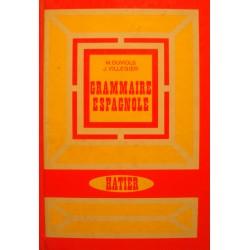 DUVIOLS/VILLEGIER grammaire espagnole 1984 HATIER++