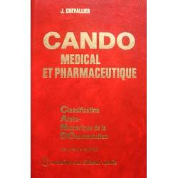 J. CHEVALLIER cando medical et pharmaceutique 1974 MALOINE EX++