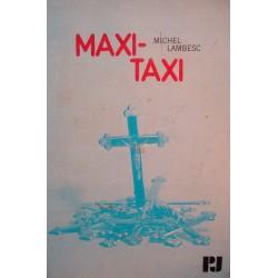 MICHAEL LAMBESC maxi-taxi 1973 JULLIARD roman policier RARE++