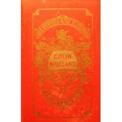 COLETTE VIVIER colin maillard ILLUSTRÉ RAPENO 1936 HACHETTE rare++
