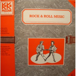 KOKA MEDIA VOL41 rock and roll music ILLUSTRATION SONORE LP 1986 EX++