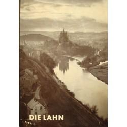HANS FELDTKELLER/JOSEF JEITER Die Lahn 1965 DEUTSCHER KUNSTVERLAG tourisme EX++