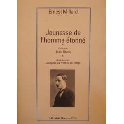 ERNEST MILLARD jeunesse de l'homme etonné ILLUSTRÉ FRENNE DE TIEGE 1995 peinture++