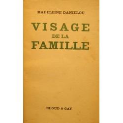 MADELEINE DANIELOU visage de la famille BLOUD ET GAY roman++