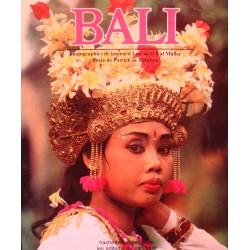 PANTHOU/LUERAS/MULLER Bali 1990 HACHETTE guides bleus PACIFIQUE EX++