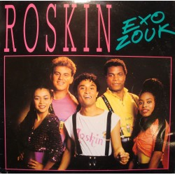 ROSKIN exo zouk LP 1990 VOGUE zouk zoune/tropical life/resquillé VG++