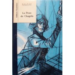 BALZAC la peau de chagrin 1965 Ed. BAUDELAIRE roman RARE EX++