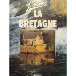 ATLAS j'aime la Bretagne - voyage/tourisme NEUF++