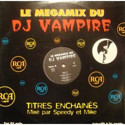 DJ VAMPIRE sure/confide in me/sweetness/come back SPEEDY/MIKE MAXI PROMO RCA VG++