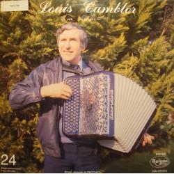 LOUIS CAMBLOR & SON ORCHESTRE en esta vida/la vuelta del tango LP PROMO NM++