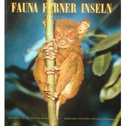 ROEDELBERGER/GROSCHOFF fauna ferner inseln - faune indonesie/australie/galapagos EX+