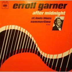 ERROLL GARNER after midnight LP CBS st louis blues/summertime VG+