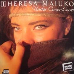 "THERESA MAIUKO under cover lover (2 versions) MAXI 12"" 1986 PUBLIC EX++"