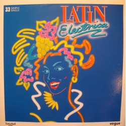 "LATIN ELECTRICA theme (medley)/summer romance MAXI 12"" 1984 VOGUE EX++"
