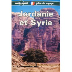 GUIDE VOYAGE Jordanie et Syrie SIMONIS/FINLAY 1993 Lonely Planet EX++