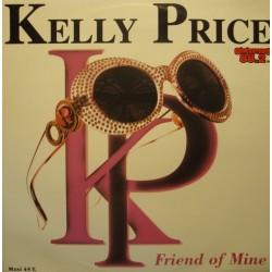 KELLY PRICE friend of mine (2 versions) MAXI PROMO 1998 ISLAND EX++