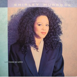 SHIRLEY MURDOCK let there be love (5 versions) MAXI 1991 ELEKTRA VG+