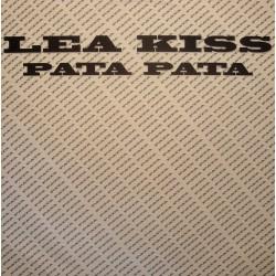 LEA KISS pata pata (4 versions) MAXI 1998 PLAYROOM EX++
