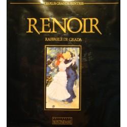 RAFFAELE DE GRADA Renoir 1990 Ed. du Montparnasse - les plus grands peintres EX++