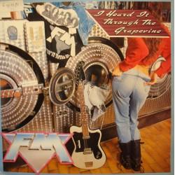 "FM i heard it through the grapevine/hot love/fuel to the fire MAXI 12"" 1991 EX++"