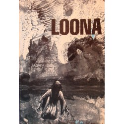 ANDRÉ-JEAN BONELLI Loona ou autrefois le ciel etait bleu DÉDICACÉ 1974 HELIOS RARE++