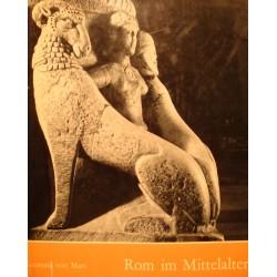 LEONARD VON MATT rom im mittealter 1960 NZN BUCHVERLAG allemand RARE++