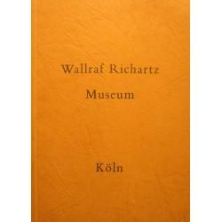 WALLRAF RICHARTS museum KOLN 1965 peinture RARE++