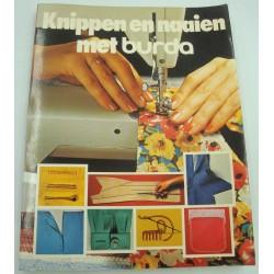 Knippen en naaien met burda - Couture - Elsevier 1977