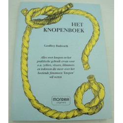GEOFFREY BUDWORTH het knopenboek 1985 Mondria - livre des noeuds