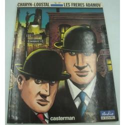 CHARYN/LOUSTAL les frères Adamov 1991 Casterman