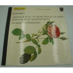 QUARTETTO ITALIANO quatuor...