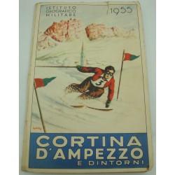 CORTINA D'AMPEZZO E...