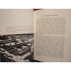 ANDRÉ DUMOULIN Vaison la romaine - guided archéologique 1976 SAUTEL EX++