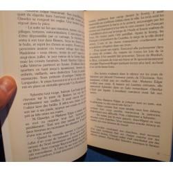JEAN-MICHEL PARIS le maer de la tranquillité 1998 MANON-JET D'ENCRE roman EX++