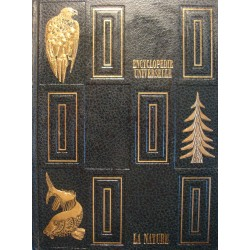 JEAN-MARC SOYEZ encyclopédie universelle - la nature 1973 CERCLE DU LIVRE EX++