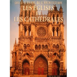 STACEY McNUTT Eglises & Cathedrales CHEFS-D'OEUVRE ARCHITECTURE 1998 OLYMPE EX++